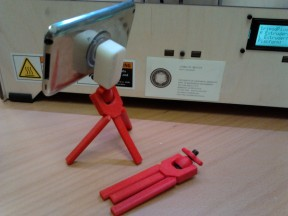 Tripod3D Kit (Red)